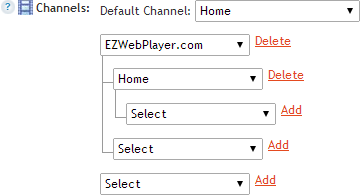 Attaching Channels To A Player